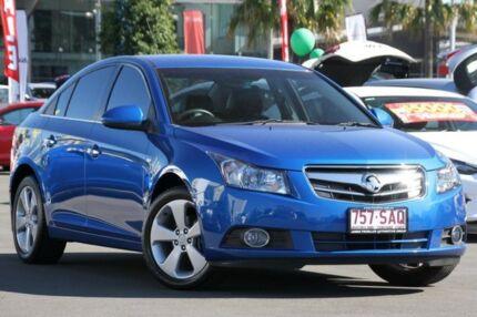 2010 Holden Cruze jg Cdx Blue