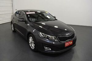 2013 Kia Optima TF MY14 SI Platinum Grey 6 Speed Automatic Sedan Moorabbin Kingston Area Preview