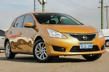 2013 Nissan Pulsar B17 TI Gold 1 Speed Constant Variable Sedan Bellevue Swan Area Preview