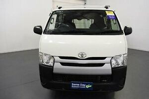 2014 Toyota Hiace TRH201R MY14 LWB White 4 Speed Automatic Van Moorabbin Kingston Area Preview