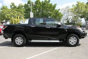 2014 Mazda BT-50 UP0YF1 XTR Black 6 Speed Sports Automatic Utility