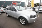 2005 Ford Territory SX TX Silver 4 Speed Sports Automatic Wagon Kingsville Maribyrnong Area Preview
