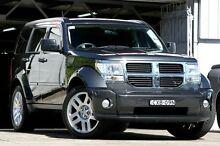2011 Dodge Nitro KA MY11 SX Grey 4 Speed Automatic Wagon Mosman Mosman Area Preview