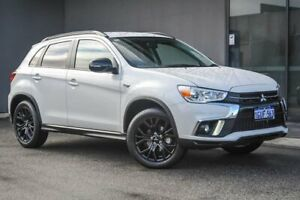 2019 Mitsubishi ASX XC MY19 Black Edition 2WD Starlight 6 Speed Constant Variable Wagon Osborne Park Stirling Area Preview