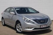 2011 Hyundai i45 YF MY11 Active Silver 6 Speed Sports Automatic Sedan Bundaberg Central Bundaberg City Preview