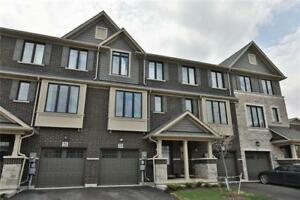 3-Bed 3-Bath Modern Townhome Next To The Lake in Grimsby
