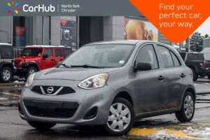 2015 Nissan Micra S Cruise Keyless_Entry Pwr.Options 