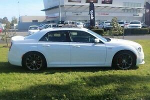2016 Chrysler 300 LX MY16 SRT E-Shift White 8 Speed Sports Automatic Sedan