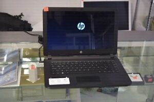 *HP AMD E1 1.0GHz DualCore 4gb RAM 500GB HDD SPANISH Laptop**