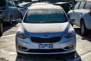 2013 Kia Cerato TD MY13 S Silver 6 Speed Manual Hatchback Lake Wendouree Ballarat City Preview