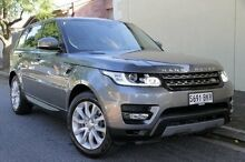 2014 Land Rover Range Rover Sport L494 MY15 TdV6 CommandShift SE Grey 8 Speed Sports Automatic Wagon Eastwood Burnside Area Preview