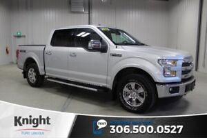 2016 Ford F-150 Lariat Navigation, Leather, Chrome Package