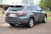 2015 Toyota Kluger GSU55R Grande AWD Predawn Grey 6 Speed Automatic Wagon The Gardens Darwin City Preview