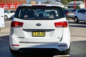 2016 Kia Carnival YP MY16 S White 6 Speed Sports Automatic Wagon Lake Wendouree Ballarat City Preview
