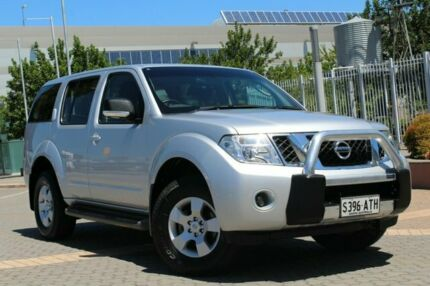 2010 Nissan Pathfinder R51 MY08 ST Silver 5 Speed Sports Automatic Wagon Wayville Unley Area Preview
