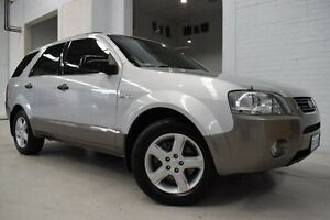 2007 Ford Territory SY TS AWD Silver 6 Speed Sports Automatic Wagon West Launceston Launceston Area Preview