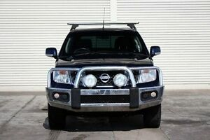 2014 Nissan Navara D40 S6 MY12 ST Blue 5 Speed Sports Automatic Utility Seaford Frankston Area Preview
