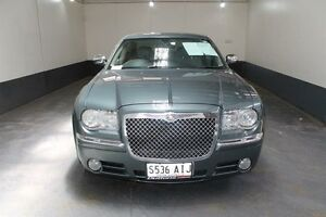 2006 Chrysler 300C LE MY06 5.7 Hemi V8 Blue 5 Speed Automatic Sedan Pennington Charles Sturt Area Preview