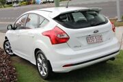 2012 Ford Focus LW Sport PwrShift White 6 Speed Sports Automatic Dual Clutch Hatchback Kedron Brisbane North East Preview