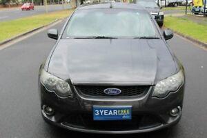 2009 Ford Falcon FG XR6 Ute Super Cab Grey 5 Speed Sports Automatic Utility