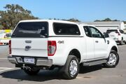 2016 Ford Ranger PX MkII XLT Super Cab White 6 Speed Sports Automatic Utility Maddington Gosnells Area Preview