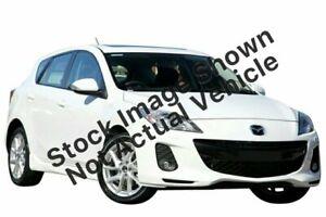 2013 Mazda 3 BL10L2 MY13 SP25 White Manual Hatchback Minchinbury Blacktown Area Preview