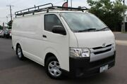 2014 Toyota Hiace White Automatic Van Heidelberg Heights Banyule Area Preview