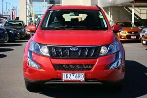 2016 Mahindra XUV500 MY16 W8 Red 6 Speed Sports Automatic Wagon