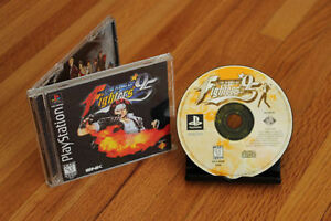 KOF The King of Fighters 95 for Sony Playstation 1 PS1 PSX