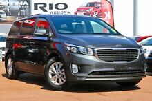 2016 Kia Carnival YP MY16 Update SI Platinum Graphite 6 Speed Automatic Wagon East Rockingham Rockingham Area Preview