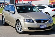 2010 Holden Calais VE MY10 Sportwagon Gold 6 Speed Sports Automatic Wagon East Rockingham Rockingham Area Preview
