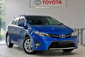 2013 Toyota Corolla ZRE182R Ascent Sport Tidal Blue 6 Speed Manual Hatchback Waterloo Inner Sydney Preview