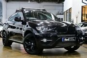 2011 BMW X6 E71 MY12 xDrive40d Coupe Steptronic Black 8 Speed Sports Automatic Wagon Port Melbourne Port Phillip Preview