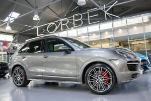 2013 Porsche Cayenne Series 2 MY13 GTS Meteor Grey 8 Speed Automatic Tiptronic Wagon Port Melbourne Port Phillip Preview