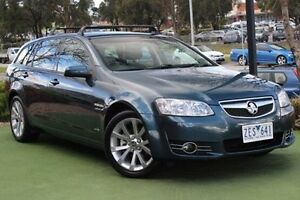 2012 Holden Commodore VE II MY12 Equipe Sportwagon Blue 6 Speed Sports Automatic Wagon Berwick Casey Area Preview