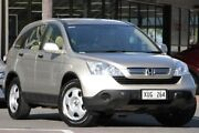 2008 Honda CR-V RE MY2007 4WD Gold 5 Speed Automatic Wagon Christies Beach Morphett Vale Area Preview