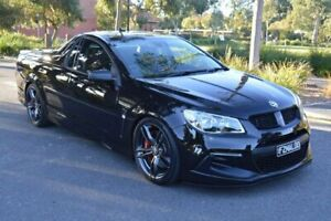 2016 Holden Special Vehicles Maloo Gen-F2 MY16 R8 LSA Black 6 Speed Manual Utility Norwood Norwood Area Preview