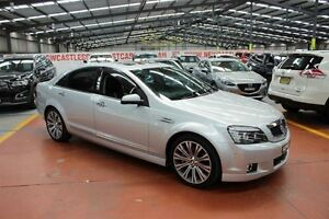2015 Holden Caprice WN MY15 V Silver 6 Speed Sports Automatic Sedan Maryville Newcastle Area Preview