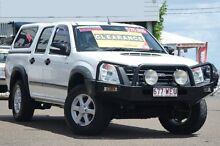 2008 Isuzu D-MAX MY09 LS-M White 5 Speed Manual Utility Moorooka Brisbane South West Preview