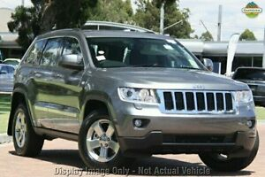 2012 Jeep Grand Cherokee WK MY2012 Laredo Grey 5 Speed Sports Automatic Wagon Devonport Devonport Area Preview
