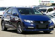 2014 Honda Civic 9th Gen MY14 VTi-S Black 5 Speed Sports Automatic Hatchback Liverpool Liverpool Area Preview