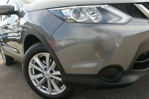 2015 Nissan Qashqai J11 ST (4x2) Grey Continuous Variable Wagon Zetland Inner Sydney Preview