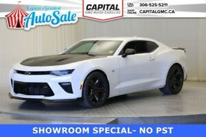 2017 Chevrolet Camaro SS 1LE *6.2L-6spd-Recaro Seats-Heads Up Di