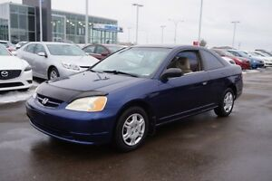2002 Honda Civic DX Leather,