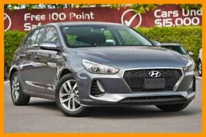 2018 Hyundai i30 PD MY18 Active Grey 6 Speed Sports Automatic Hatchback Mount Gravatt Brisbane South East Preview