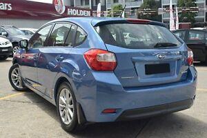 2014 Subaru Impreza MY14 2.0I (AWD) Blue Continuous Variable Hatchback Homebush Strathfield Area Preview