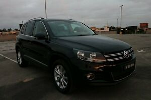2013 Volkswagen Tiguan 5N MY13.5 155TSI DSG 4MOTION Black 7 Speed Sports Automatic Dual Clutch Wagon Haymarket Inner Sydney Preview