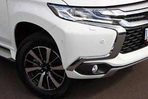 2015 Mitsubishi Pajero Sport White Sports Automatic Wagon Nunawading Whitehorse Area Preview