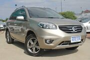 2013 Renault Koleos H45 Phase II Bose Special Edition Beige 1 Speed Constant Variable Wagon Victoria Park Victoria Park Area Preview