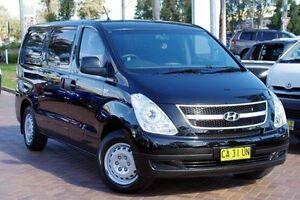 2014 Hyundai iLOAD TQ2-V MY14 Black 6 Speed Manual Van Baulkham Hills The Hills District Preview